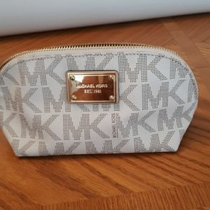MK make up bag